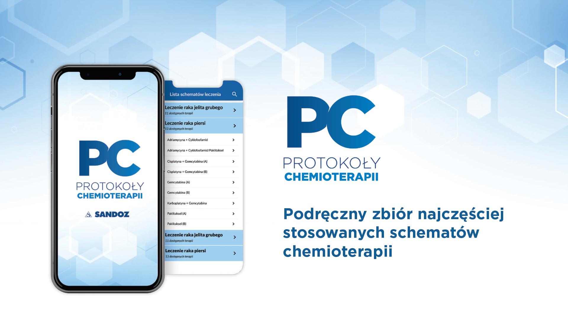 Aplikacja Protokoły Chemioterapii